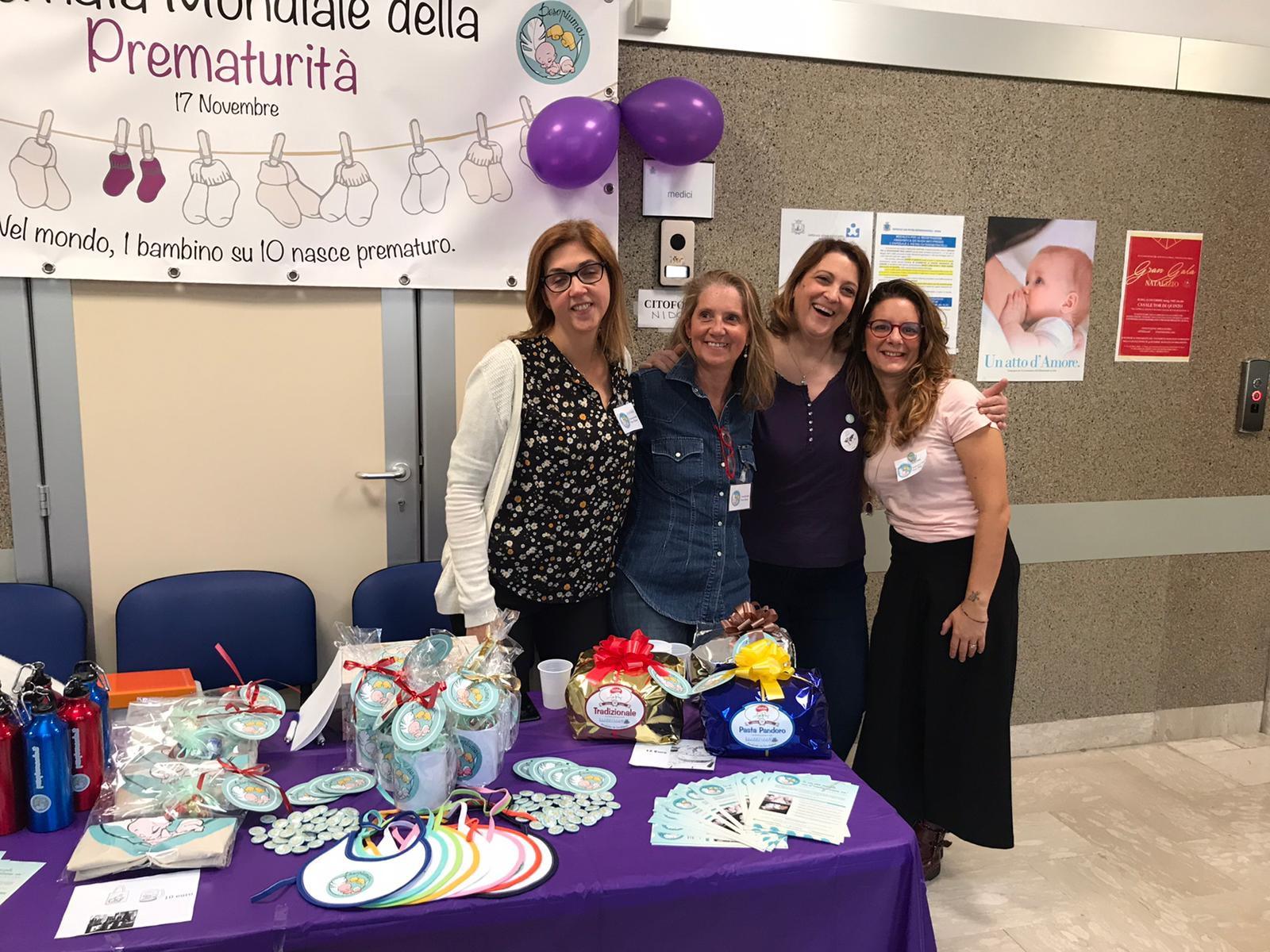 Giornata Mondiale del prematuro, la nostra festa al S.Pietro FBF di Roma